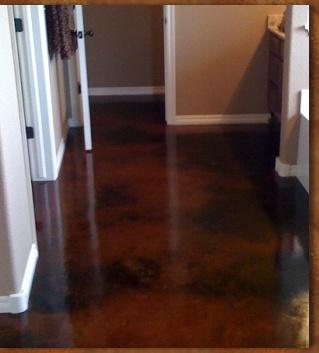 dark brown stained concrete floors. Dark brown Acid Stained Concrete Bathroom Floors 74 best stained concrete images on Pinterest