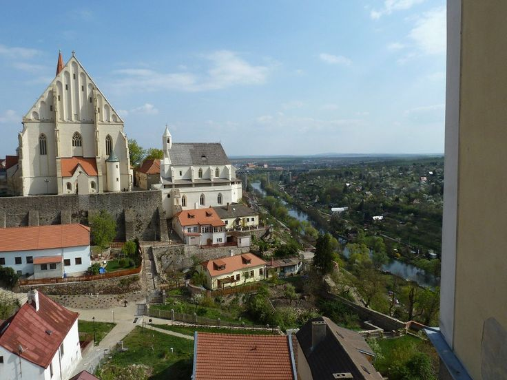 St. Nicholas Church  (Kostel svate Mikulase) (great view) - Znojmo, Czech Republic