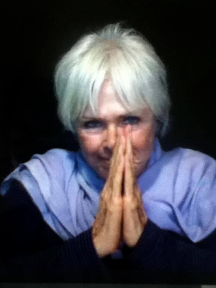 """""""What do they think of me? No one thinks of me. People can only see themselves - can't see me."""" ~ Byron Katie"""