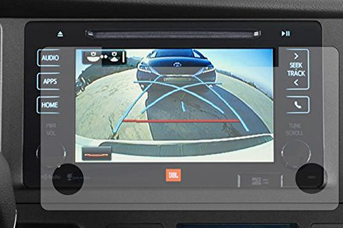 PcProfessional Screen Protector Set of 2 for 2017 Toyota Tacoma 7 Entune Touch Screen Display Navigation System High Clarity Anti Scratch Filters UV >>> Continue to the product at the image link.