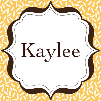Day 13: I don't think my bestie Kaylee understands how much I love her! I moved back to college today and I miss her like crazy.