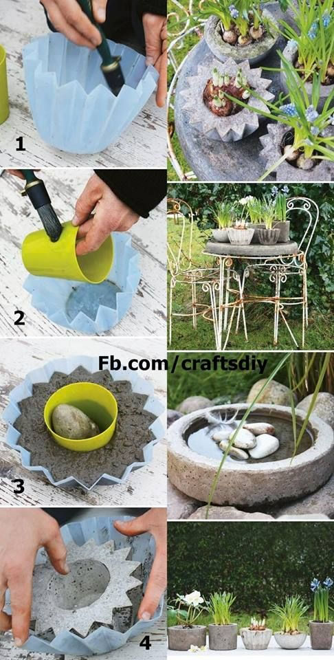 If you want to add a personalized touch to your dear garden then indulge in maki…