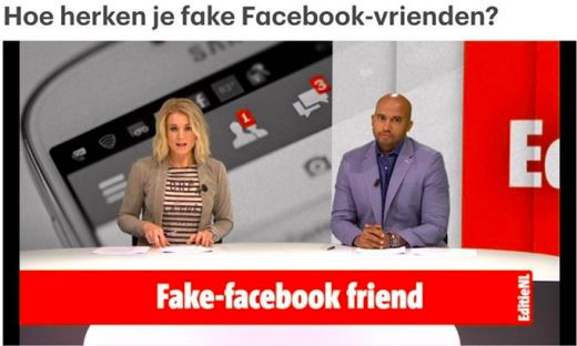 Hoe ontmasker je een faker. Via foto uploaden bij images.google.com (reverse image search) klik op camera icoon