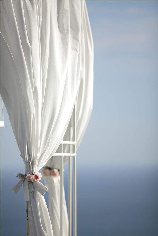 The drapes tied with Pink Rose & Carnation b by Tirtha Bridal Uluwatu Bali
