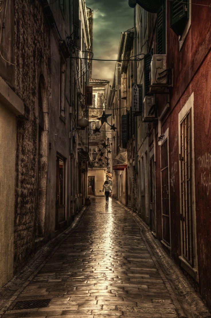 my favorite town in Croatia-Zadar