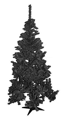KINGFISHER Pine Christmas Tree Colour Black * Continue to the product at the image link.