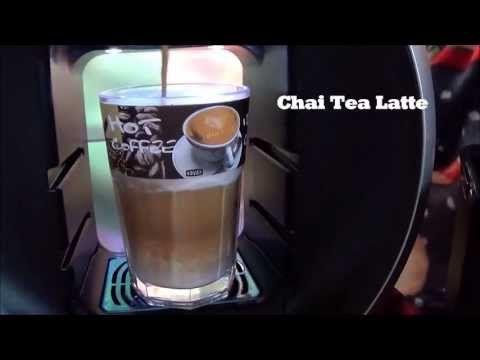 #NESCAFÉ #DolceGusto CIRCOLO Automatic der #Test der neuen #Kaffeemaschine Not only for #Coffee drinker: #LatteTea #Cappuccino #Latte - whatever you want, you get it ;o)