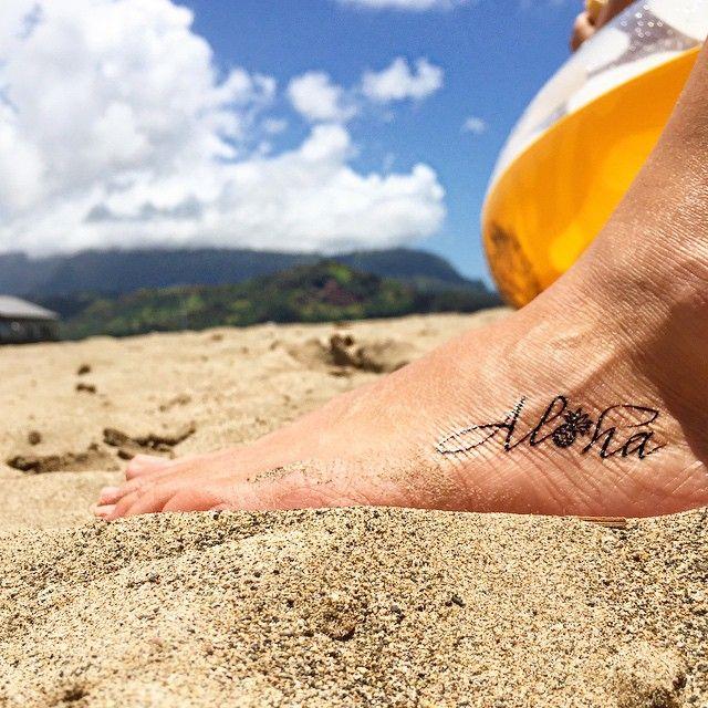aloha tattoo hawaii - Google Search