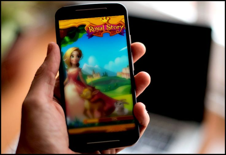 can you play royal story on a tablet or ipad