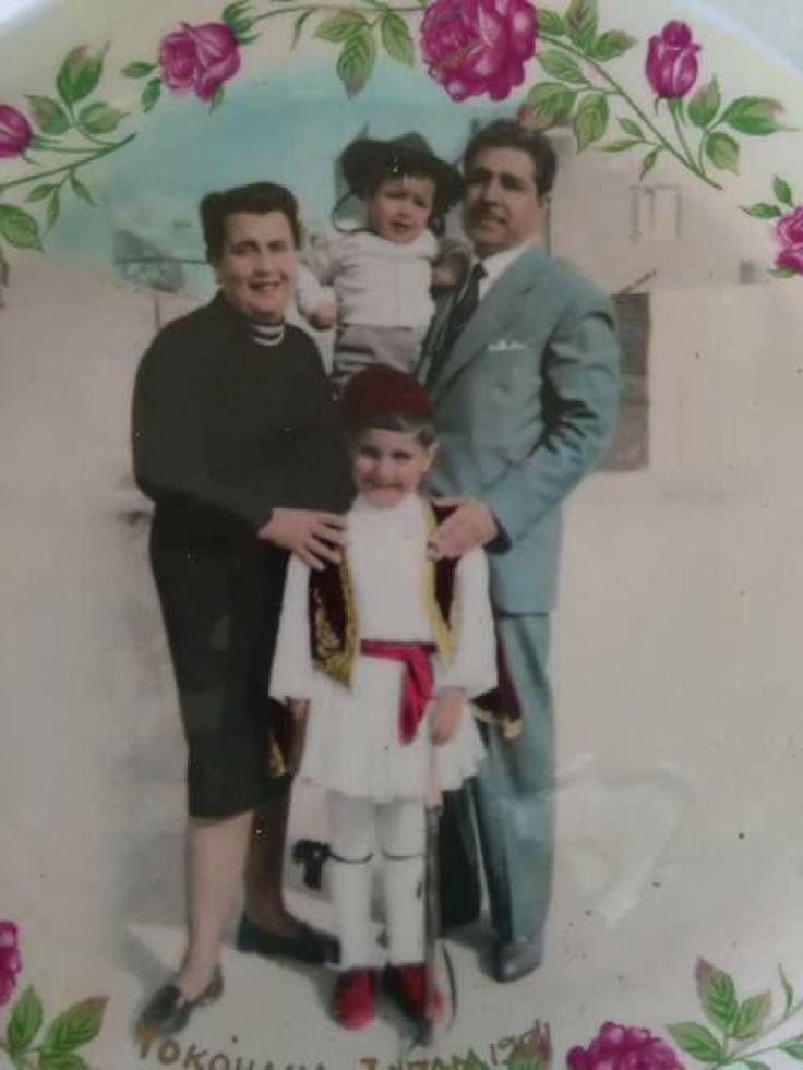 Η γιορτή του μπαμπά, του Μάνου Στεφανίδη