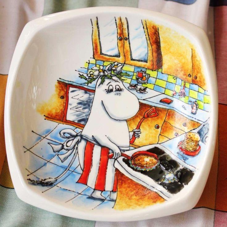 Gallery.ru / Фото #22 - Муми-тролли - vasyavra | Tableware ...
