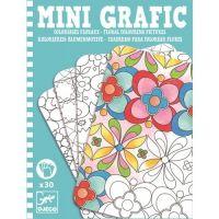 Мини-игра Цветочные раскраски
