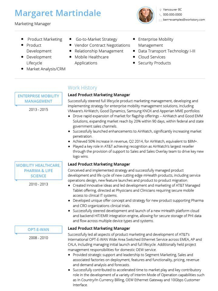 Pin On Cv Template