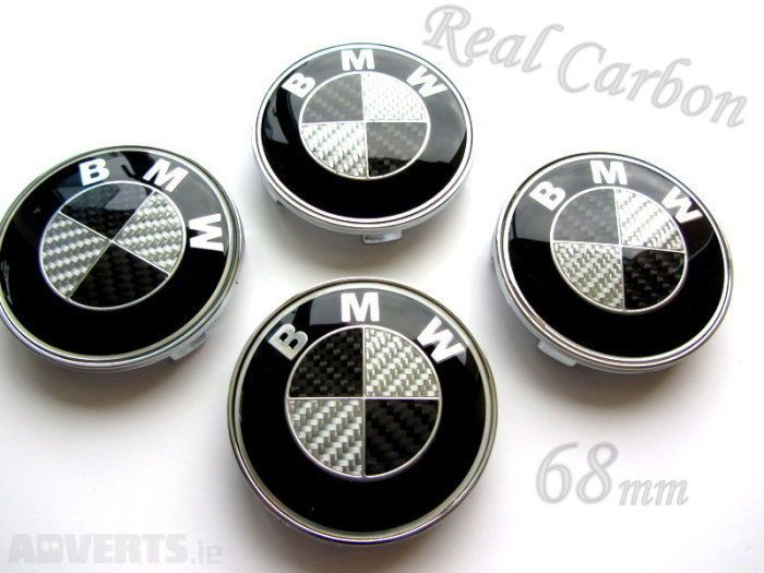 Nice Awesome (4x) BMW BLACK WHITE CARBON FIBER CENTER CAPS 68mm Fits: ALL 1988-2015 Models 2017/2018 Check more at http://24auto.ga/2017/awesome-4x-bmw-black-white-carbon-fiber-center-caps-68mm-fits-all-1988-2015-models-20172018/