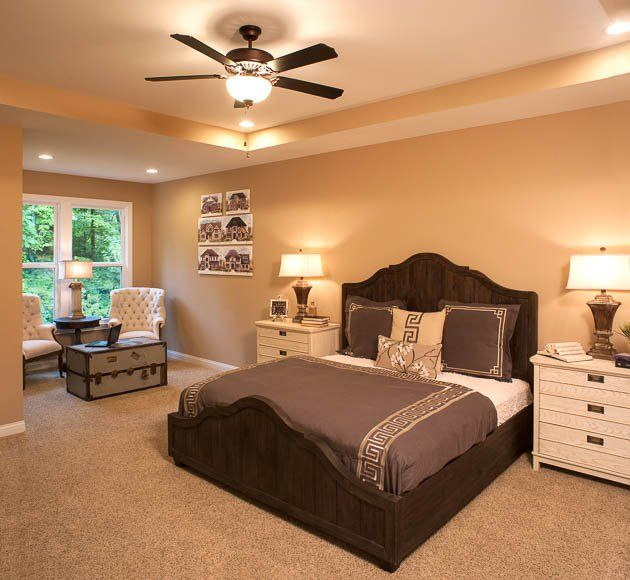 Gorgeous Master Bedroom in the Clay