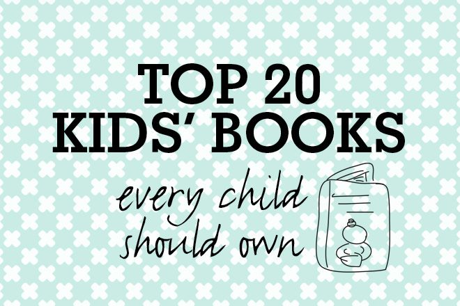 A great children's book stays with us forever. It fires the imagination, helps us understand new concepts and words, and evokes fond memories of your Mum or Dad reading at night. So what are the best books to have on your children's bookshelf to light up their literary minds?
