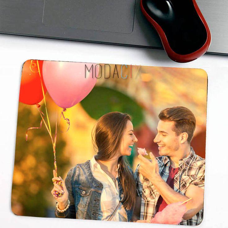 Sevgiliye Fotoğraf Baskılı Mouse Pad