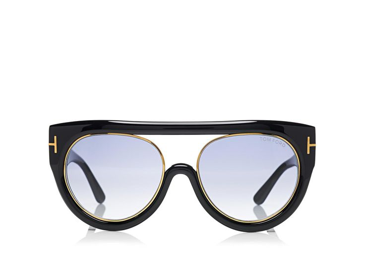 Alana Aviator Sunglasses | EYEWEAR
