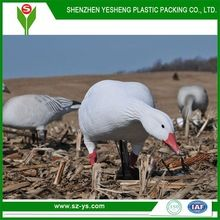 [Outdoor Sports] Plastic goose decoy in hunting decoys , blow mold for decoys , snow goose decoy