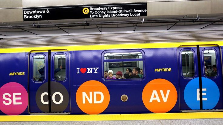 The Second Avenue subway explained