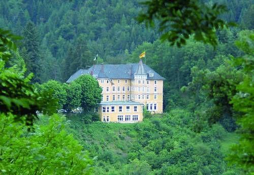 Black Forest,Ortenaukreis, Germany | Hornberg hotels: Hotel Schloss Hornberg