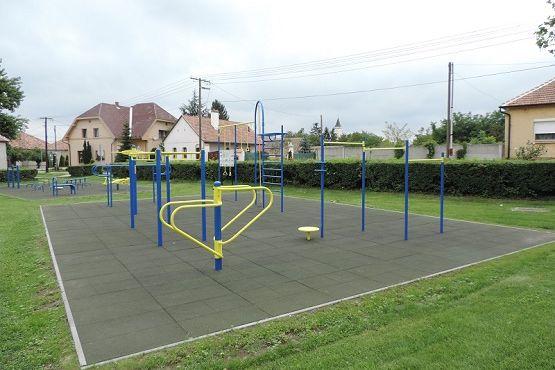 BeStrong Kondipark – Kondipark referenciák – Hegykő, Hegykő Község ...