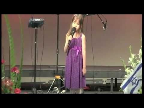 7 Year-Old Sings at Grandfather's Funeral - Wise Beyond Her Years - this is little girl is so adorable!!