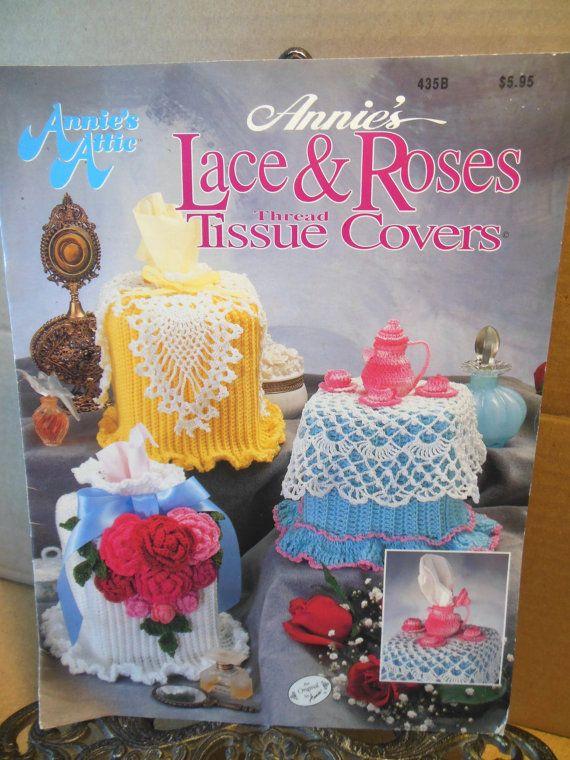 Mejores 62 imágenes de Crochet Tissue Covers en Pinterest | Ideas de ...