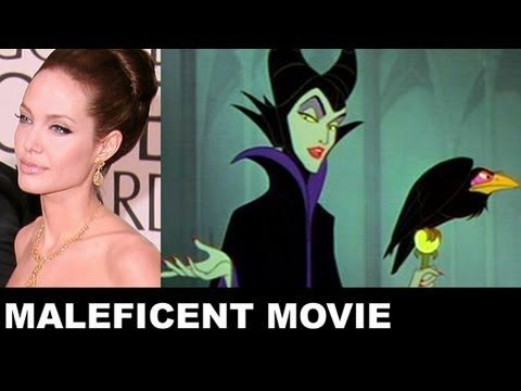 Maleficent Movie 2013 with Angelina Jolie : Beyond The Trailer --The girl is a little annoying but this is cool information