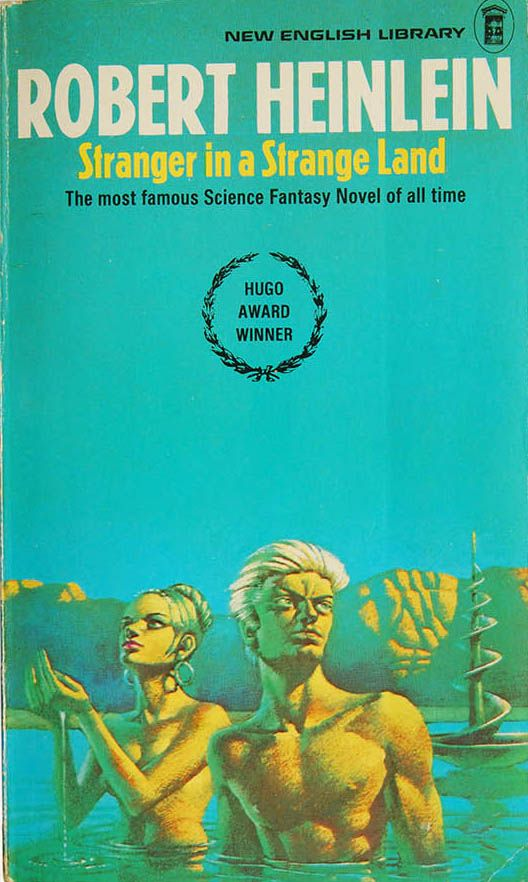 an analysis of the novel strange by robert a heinleins The moon is a harsh mistress [robert a heinlein] on amazoncom free shipping on qualifying offers for fans of artemis--the visionary tour de force from one of the grand masters of science fiction ( the wall street journal) widely acknowledged as one of robert a heinlein's greatest works.