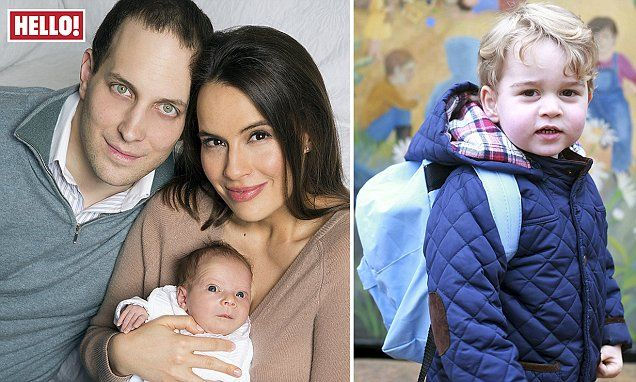 Prince George started 'speaking long before other toddlers his age'