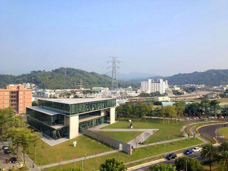 tadao ando asia university museum of art taiwan designboom