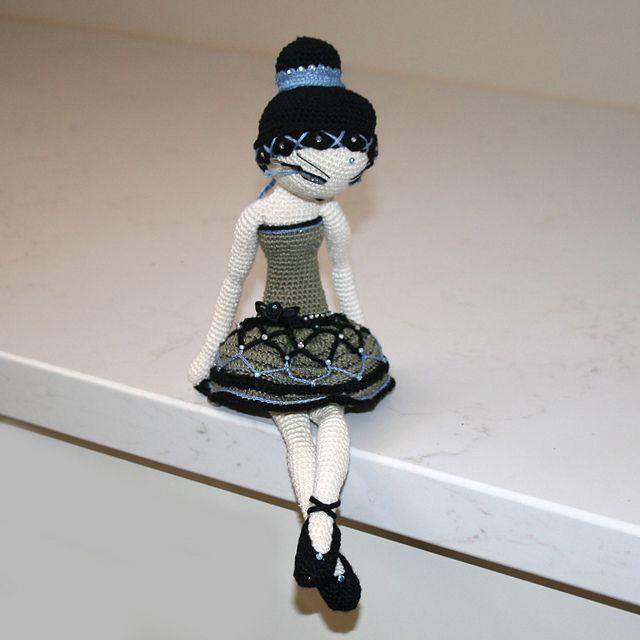 Ravelry: Galileodesigns' Ballerina Rhiannon