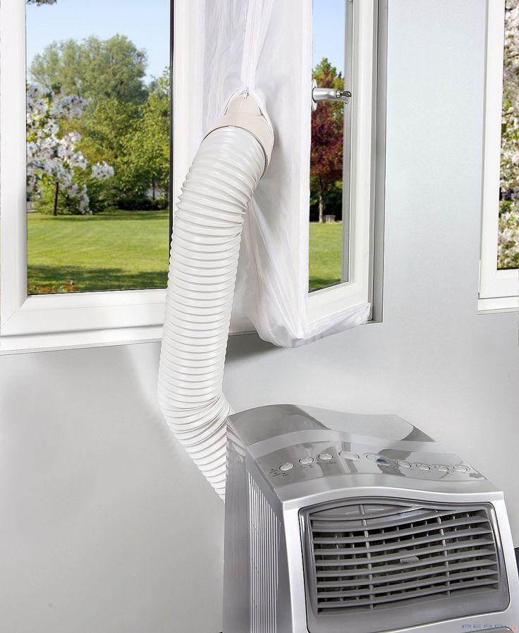 Absolutny HIT 2016! Uszczelnienie okna do mobilnego klimatyzatora! Od teraz ciepłe powietrze nie będzie wpadać do schłodzonego pomieszcznia.! #klimatyzacja #klimatyzator #uszczelnienie