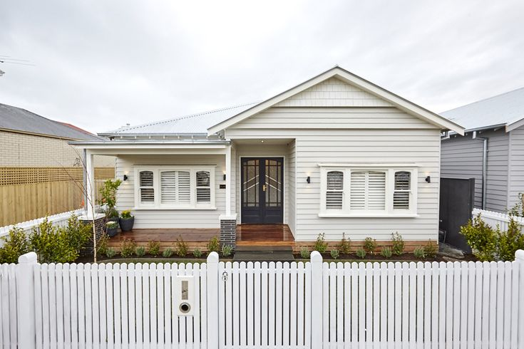 Neale said of Jason & Sarah's house, If ever there was a house with street appeal, it's this