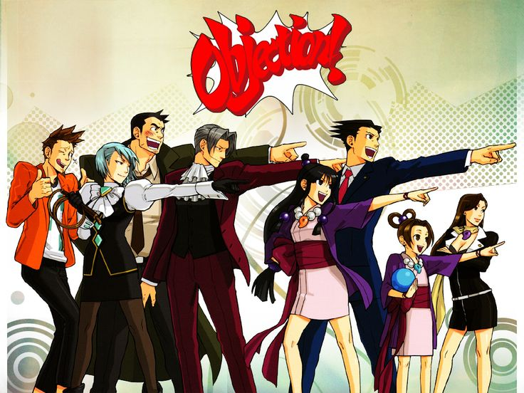 Ace Attorney    My First Impressions on the Spring Season on my blog ~ http://www.theyorouzoya.com/2016/05/Spring2016-Part1.html