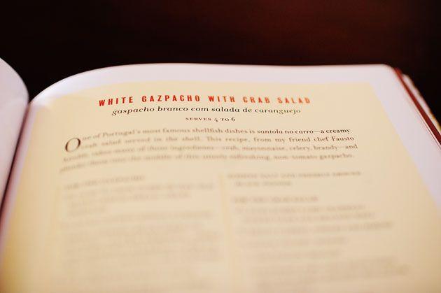 White Gazpacho with Crab Salad | Recipe