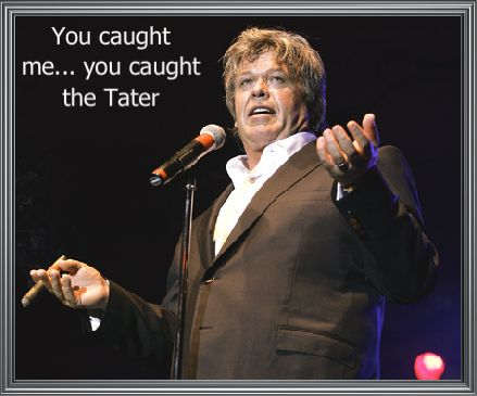 tater salad  ron white
