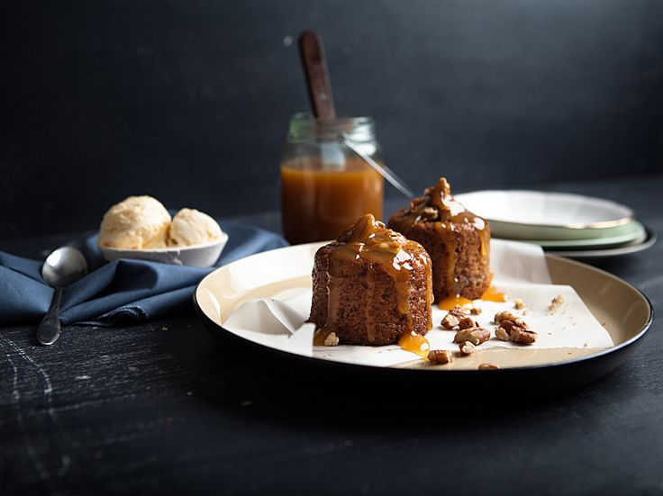 Sticky date pudding in Brisbane