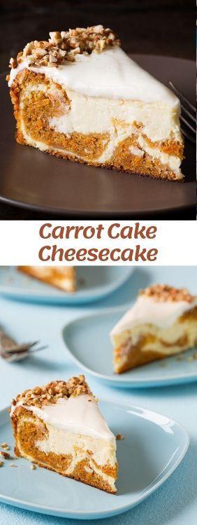 Ein Dessert mit Showstopp, das viel einfacher zuzubereiten ist, als Sie denken! Zwei…   – Kuchen Torten Brot