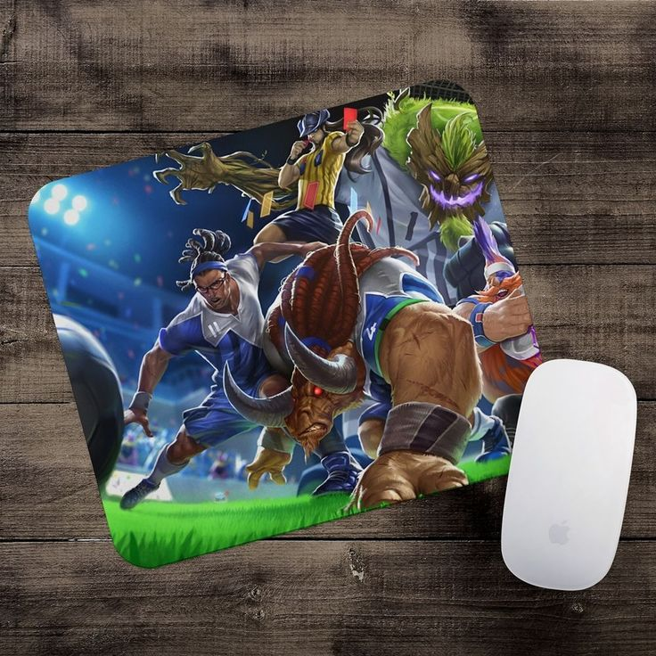 Sweeper Alistar Mousepad League of Legends mouse pad LoL gamer playmat #UnbrandedGeneric
