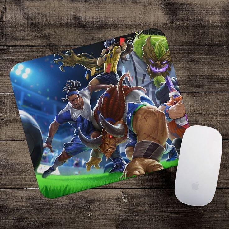 Sweeper Alistar Mousepad League of Legends mouse pad LoL gamer playmat #UnbrandedGeneric