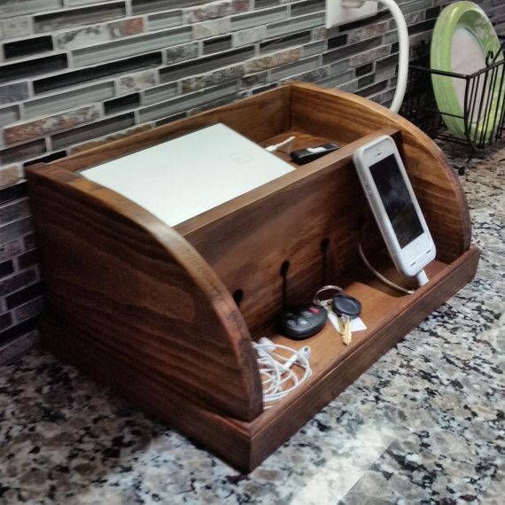 Best 25 Rustic Charging Stations Ideas On Pinterest