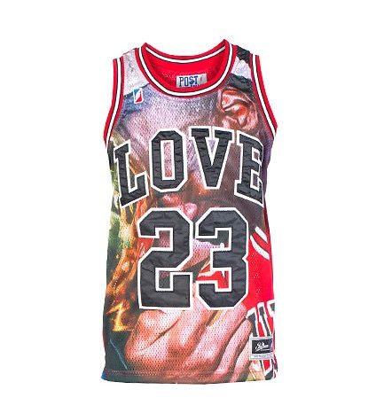 Post Game For the Love Basketball Jersey Shirt | Top and Clothing
