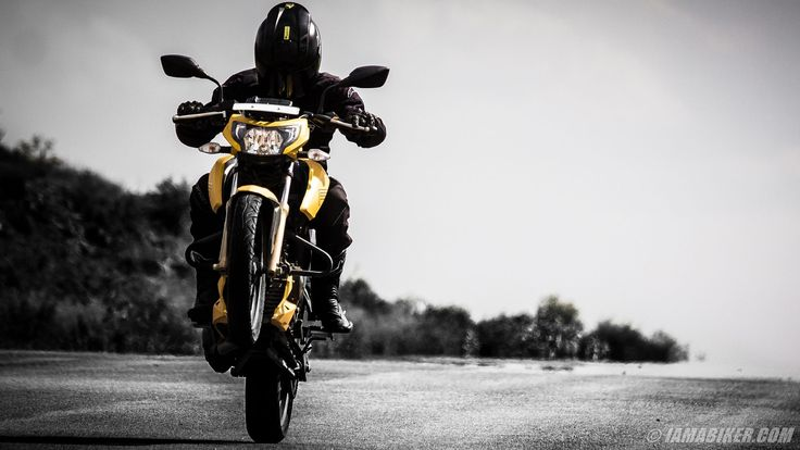 We first rode the all new TVS Apache RTR 200 Fi and carb version at the TVS track and immediately were blown away by how …