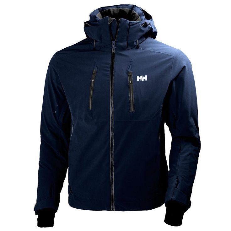 Helly Hansen Alpha 2.0 Insulated Ski Jacket (Men's) | Peter Glenn