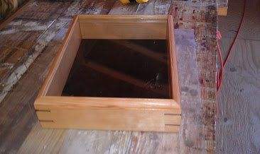 Shadow Boxes Display Cases Built to Order  FREE by ThisOleWood, $19.95