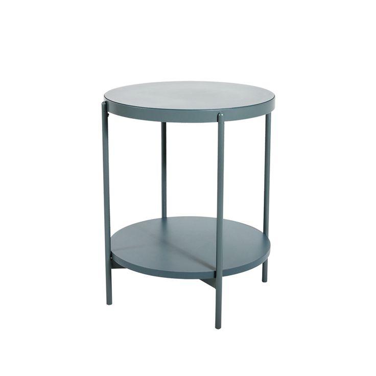 Lene sidobord - Lene sidobord - 56 cm, grey, mdf