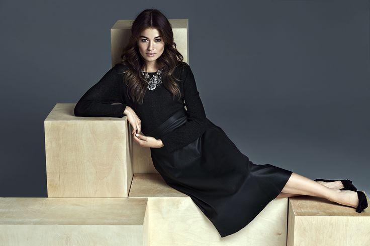 Elegancka #spodnica #topsecret