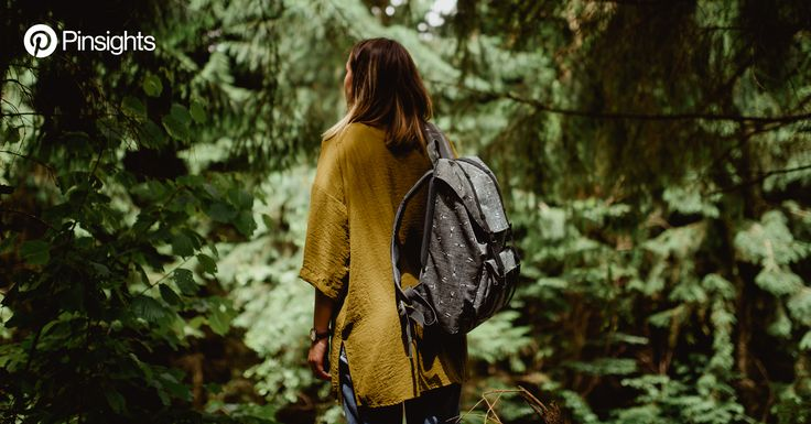 Forest bathing, why you should do it, and 25 other travel trends in 2017 Pinsigths via Pinterest